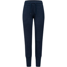 super.natural Essential Cuffed Pants Women blue iris melange